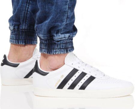 Buty Adidas Męskie Hoops 2.0 DB0116 Białe Ceny i opinie