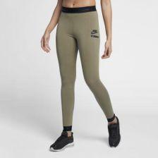 Damskie legginsy Nike Air z wysokim stanem Oliwkowy Ceny i opinie Ceneo.pl