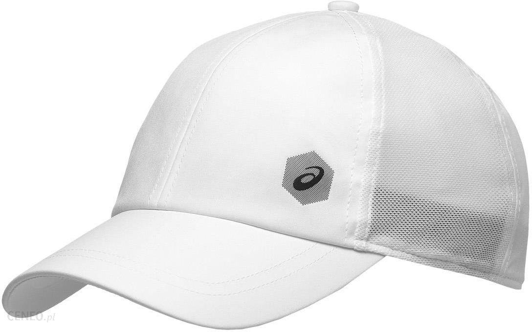 Asics Essential Cap White Ceny i opinie Ceneo.pl