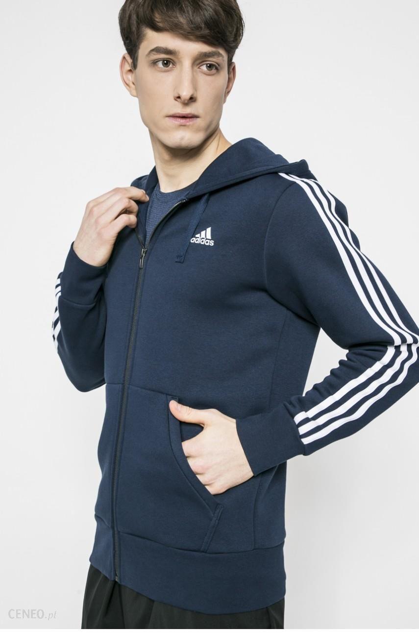 Adidas Performance Bluza Ess 3S Ceny i opinie Ceneo.pl