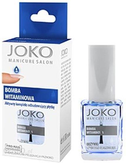 Joko Manicure Salon Odżywka do paznokci Bomba Witaminowa 10ml