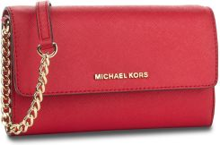 8803967dc81ed3 Torebka MICHAEL KORS - Jet Set Travel 32T4GTVC3L Bright Red - Ceny i ...