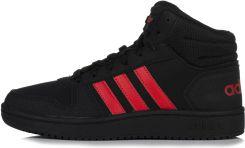 buty adidas za kostke czarne