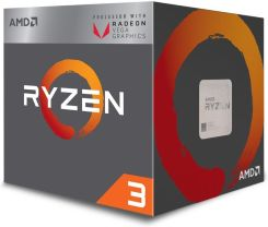 AMD Ryzen 3 2200G 3,5GHz BOX (YD2200C5FBBOX)