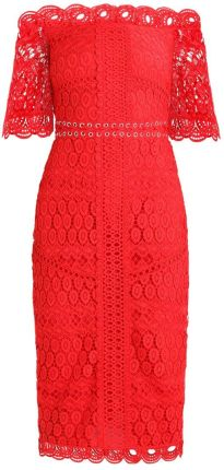 True Decadence Tall DRESS Sukienka koktajlowa red