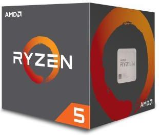 AMD Ryzen 5 2400G 3,6GHz BOX (YD2400C5FBBOX)
