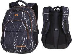 0bb943a83cd3d Patio Coolpack Basic Plus Plecak Szkolny Black Marble 84512Cp