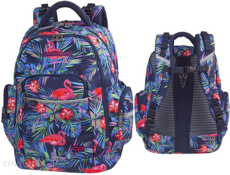 865c87f2fb9261 Patio Coolpack Brick Plecak Szkolny 28L Pink Flamingo 81198Cp - zdjęcie 1