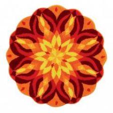 Pomarańczowe Maty I Dywaniki łazienkowe Ceneopl