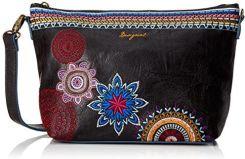 90cedb47c2029 Amazon Desigual bols   Catania Amber torba na ramię - czarny -