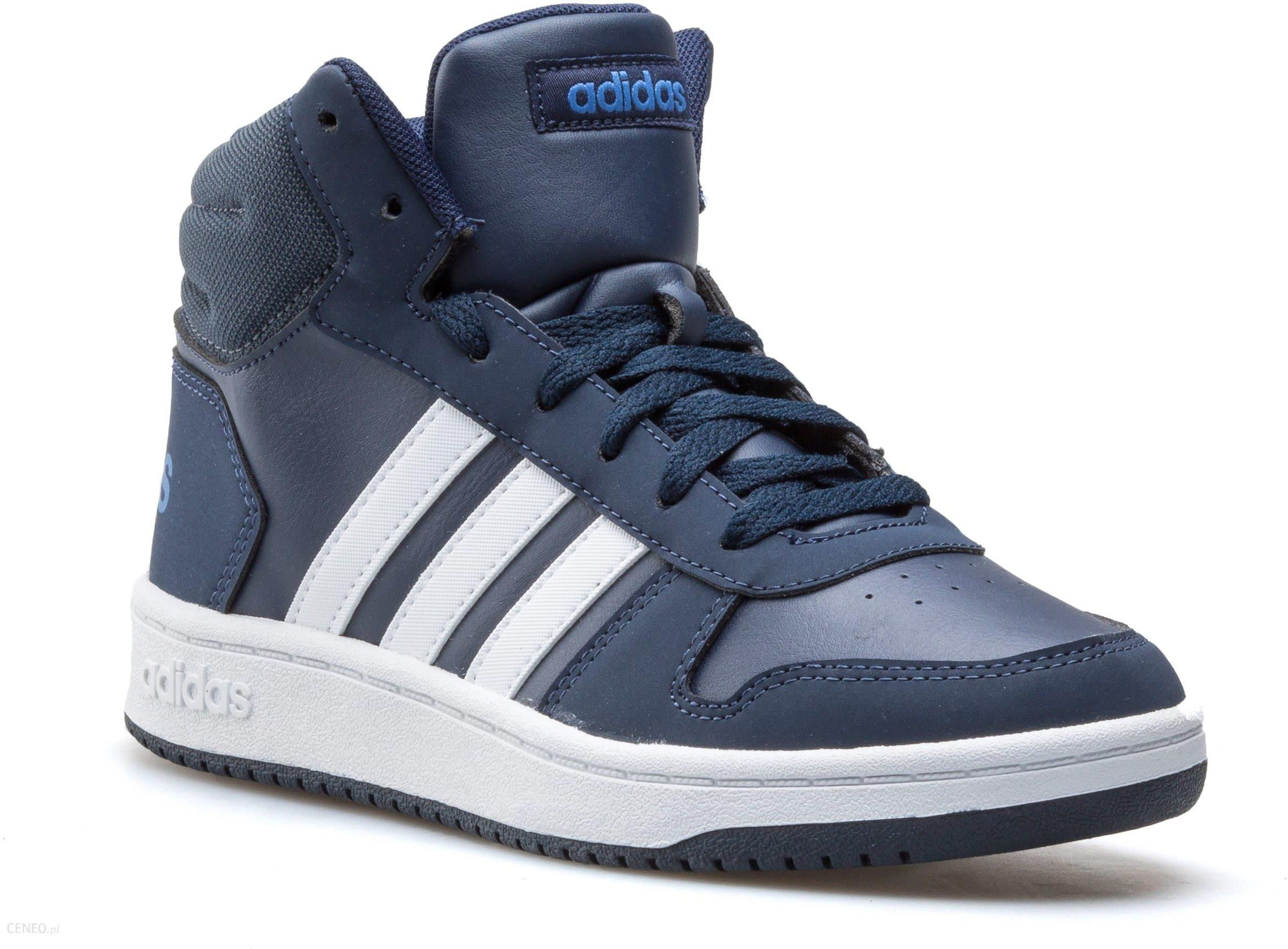 Adidas Buty Sportowe Damskie Hoops Light Mid K 38