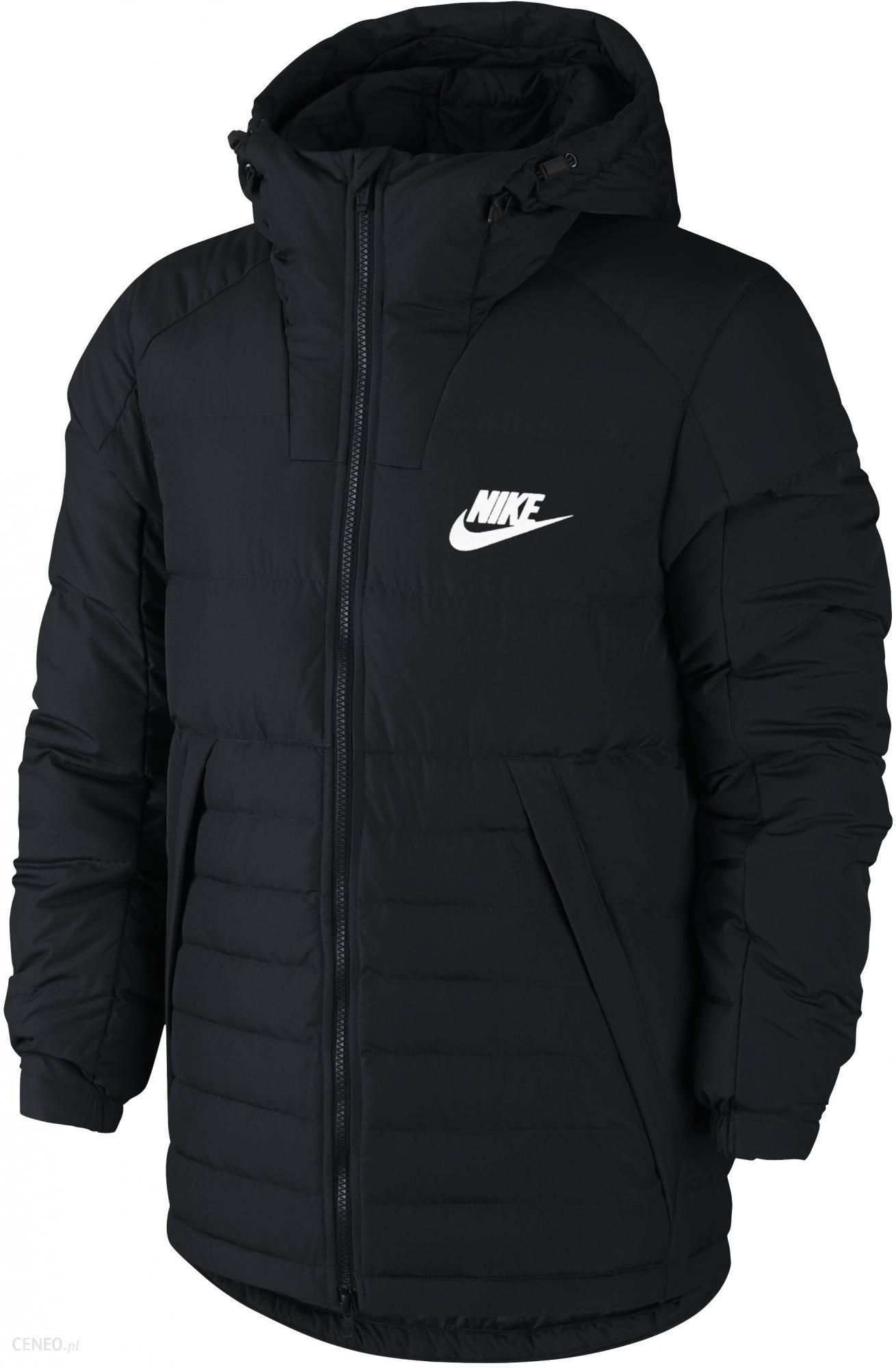Nike kurtka M NSW DOWN FILL HD JACKET Black L Ceny i opinie Ceneo.pl