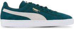 Buty Męskie Puma Sneakersy Suede Classic 356568 93 Zielone Ceny i opinie Ceneo.pl