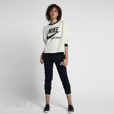 Nike Sportswear Archive Women'S Crew Kremowy 857088133 - zdjęcie 1