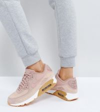 Nike Air Max 90 Trainers In Particle Pink Pink Ceneo.pl