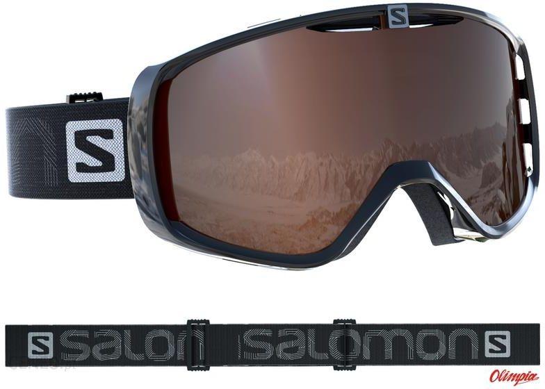 Salomon AKSIUM ACCESS Black Univ.T.Orange L39084300 Ceny i opinie Ceneo.pl
