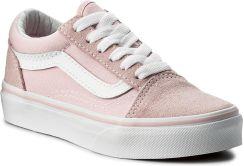 9de7ab19796c7 Tenisówki VANS - Old Skool VN0A38HBQ7K (Suede/Canvas) Chalk Pink eobuwie