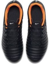 Nike JR Tiempo Legend Club VII FG czarny AH7255080