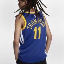 new product bdf85 83cff Nike NBA Klay Thompson Golden State Warriors Icon Edition Swingman Jersey  niebieski 864475497 - Ceny i opinie - Ceneo.pl