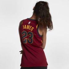 lowest price c197f 42307 Nike NBA Connected Jersey LeBron James Icon Edition Swingman Jersey  (Cleveland Cavaliers) czerwony 867018677 - Ceny i opinie - Ceneo.pl