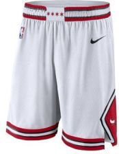 Nike Spodenki męskie NBA Chicago Bulls Association Edition Swingman biały 866787100 Ceny i opinie Ceneo.pl