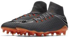 Buty piłkarskie Nike Hypervenom Phantom III Pro Dynamic Fit FG szary  AH7275081 f40af1e64
