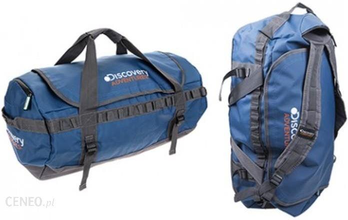 3b34676d38b02 Discovery Adventures Plecak/torba 2w1 Holdall 60L - Ceny i opinie ...