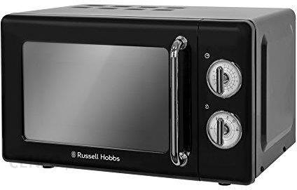 amazon russell hobbs rhretmm705b retro czarny o niewielkich rozmiarach manualne kuchenka. Black Bedroom Furniture Sets. Home Design Ideas