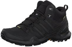 4182adf42cfde Amazon Adidas Męskie buty trekkingowe TERREX Swift R2 Mid GTX - czarny - 44  EU
