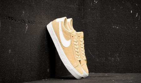 3222c85fe0183 Nike SB Zoom Blazer Low Lemon Wash  Summit White