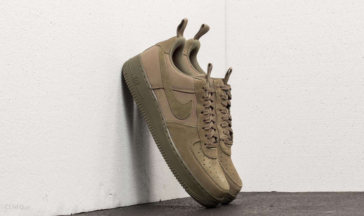 Nike Lunar Force 1 Duckboot Low Olive Canvas Olive Canvas