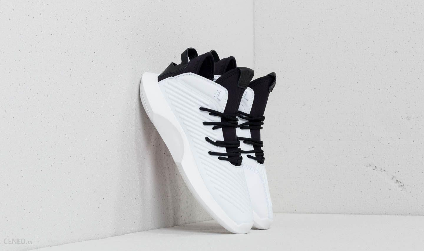on sale 0b7ad c99fa adidas Crazy 1 ADV Ftw White Core Black Hi-Res Red - zdjęcie