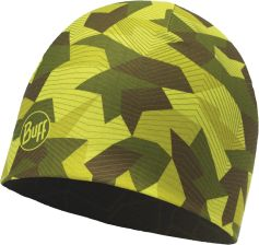 Buff, Microfiber Reversible Hat, czapka dwustronna, zielona block como green Ceny i opinie Ceneo.pl