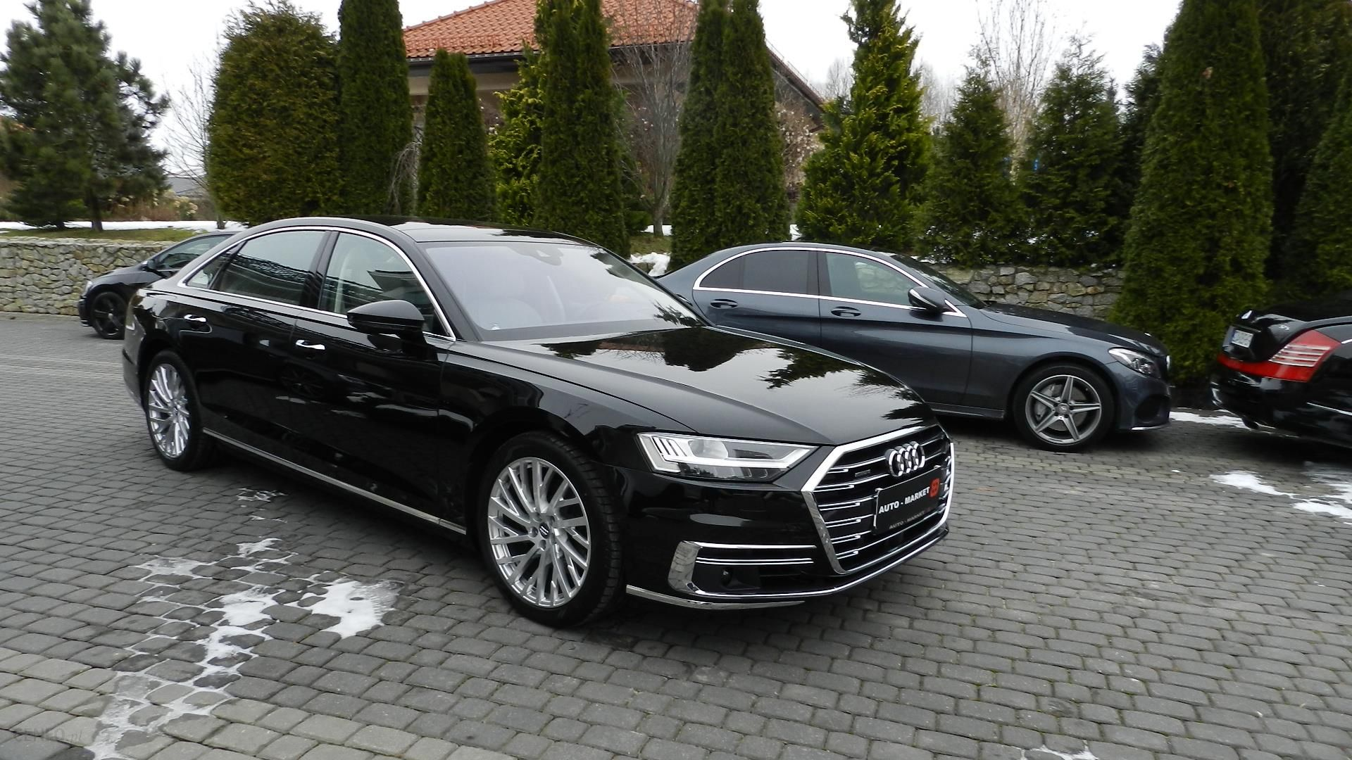 Audi A8 D5 Car Review And Gallery