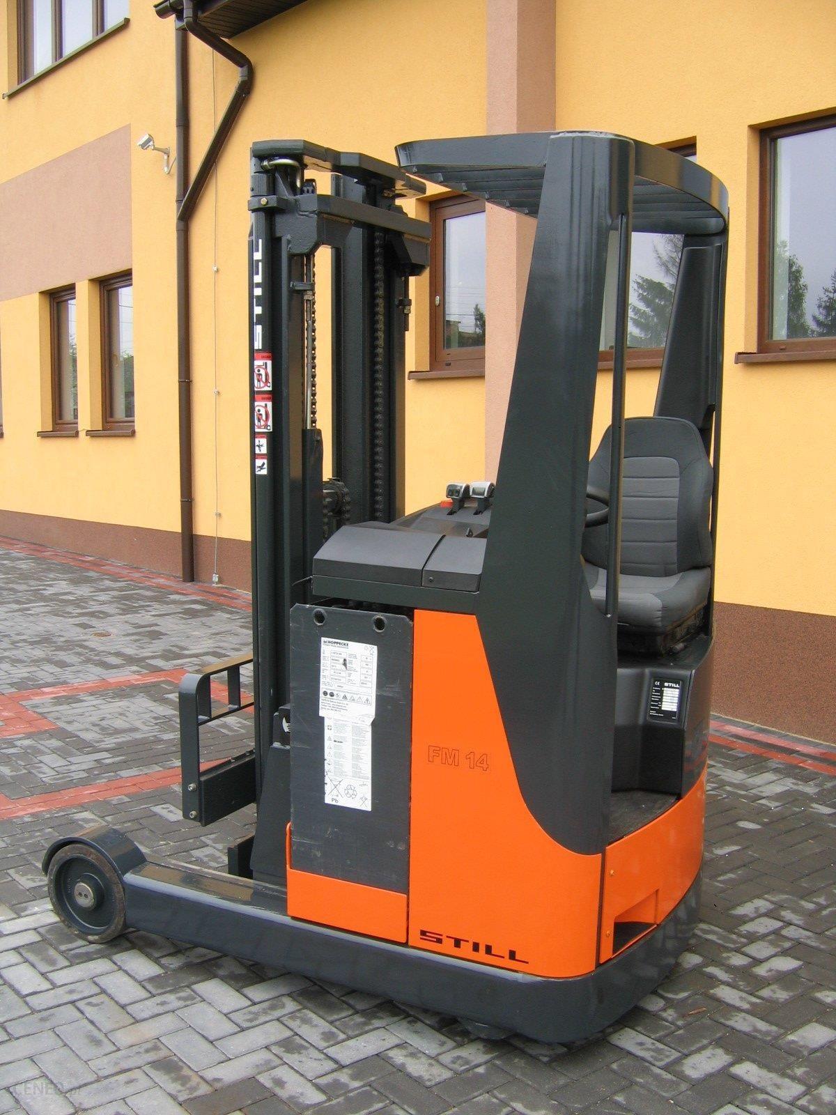 Modernistyczne Wózek widłowy Still FM 14 - Opinie i ceny na Ceneo.pl HV75
