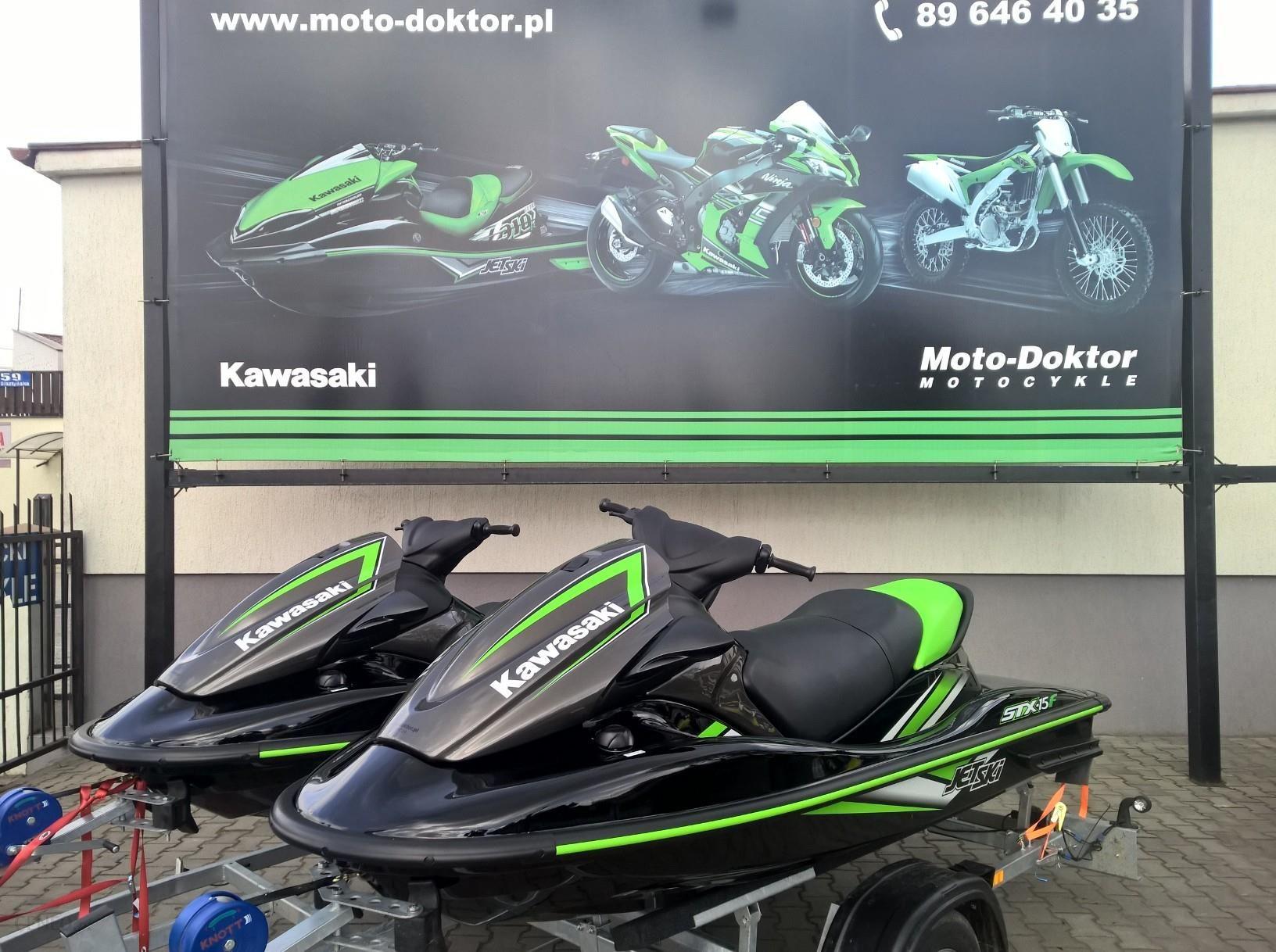 Kawasaki Stx 15f Stx Moto Doktor Leasing Opinie I Ceny Na Ceneopl
