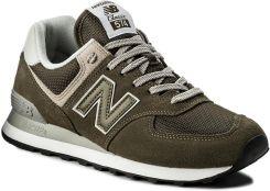 Sneakersy NEW BALANCE - ML574EGO Zielony eobuwie a0726a32b424d