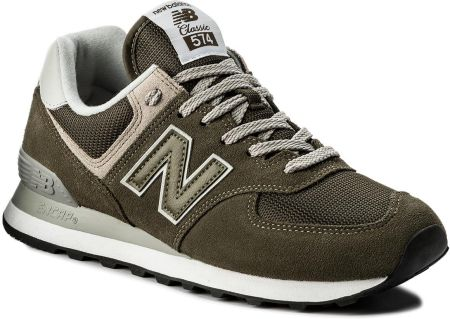 best website 02206 7378c Sneakersy NEW BALANCE - ML574EGO Zielony eobuwie