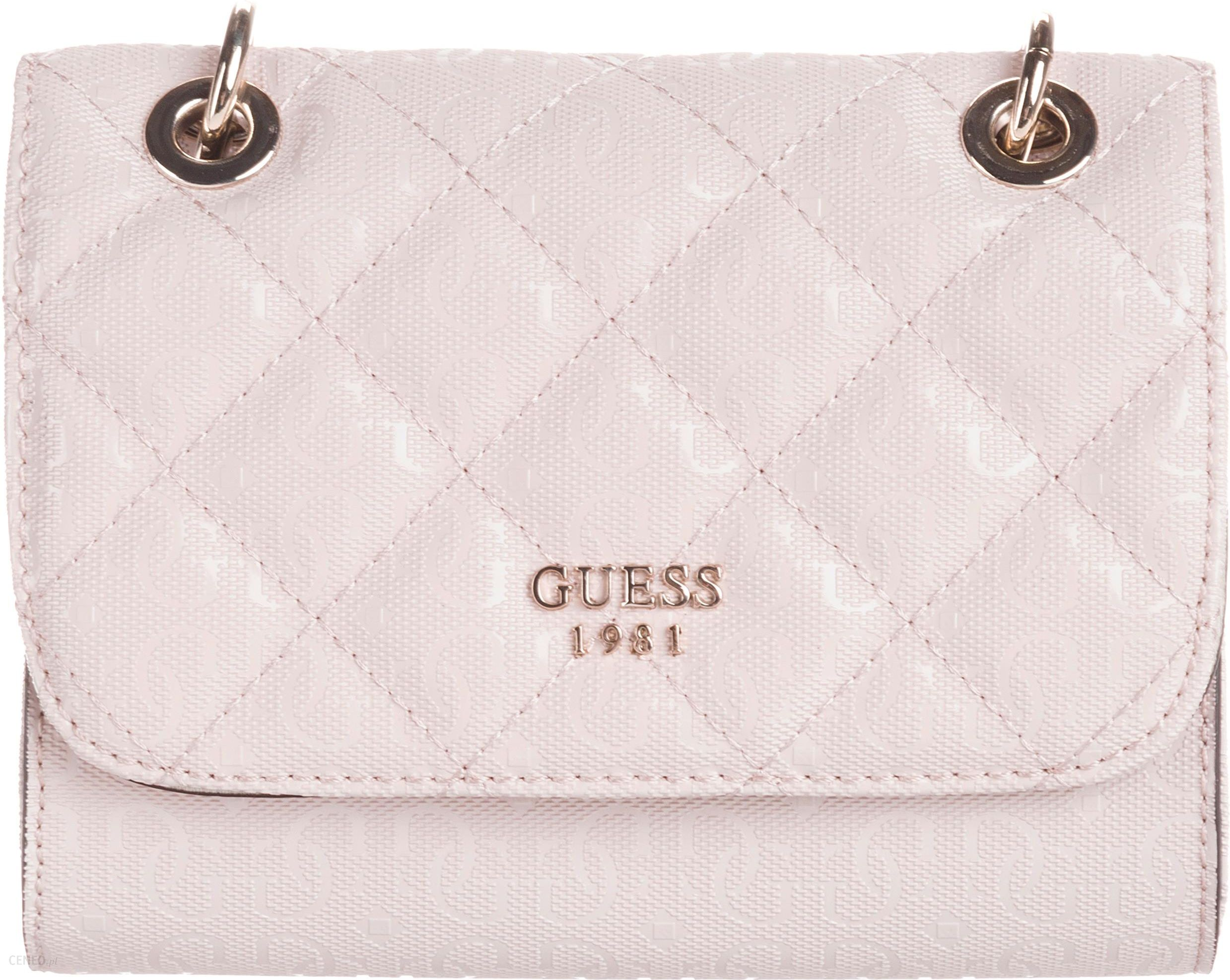 1ded6e685126f Guess Seraphina Mini Cross body bag Różowy UNI - Ceny i opinie ...