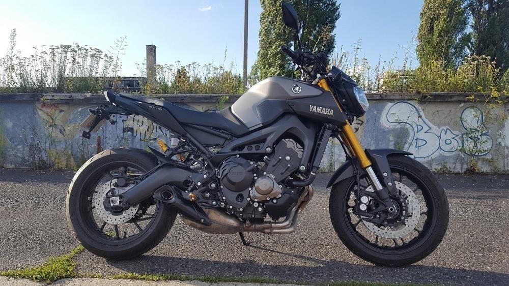 Yamaha Mt 09 Krajowa Opinie I Ceny Na Ceneo Pl