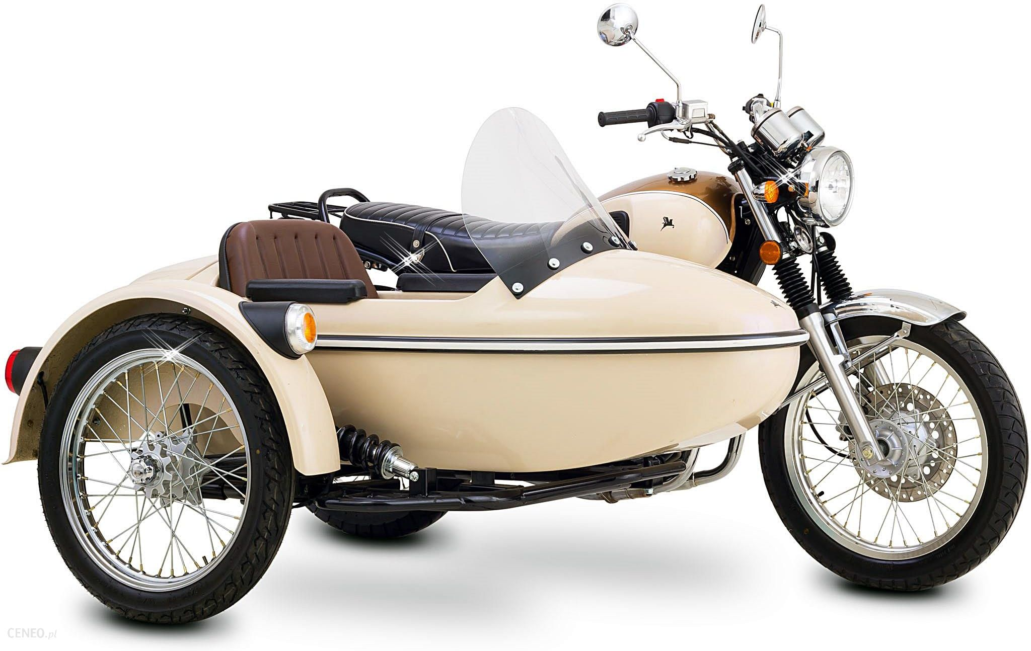Motocykl Romet Classic 400 Euro 4 Z Wozkiem Opinie I Ceny Na Ceneo Pl