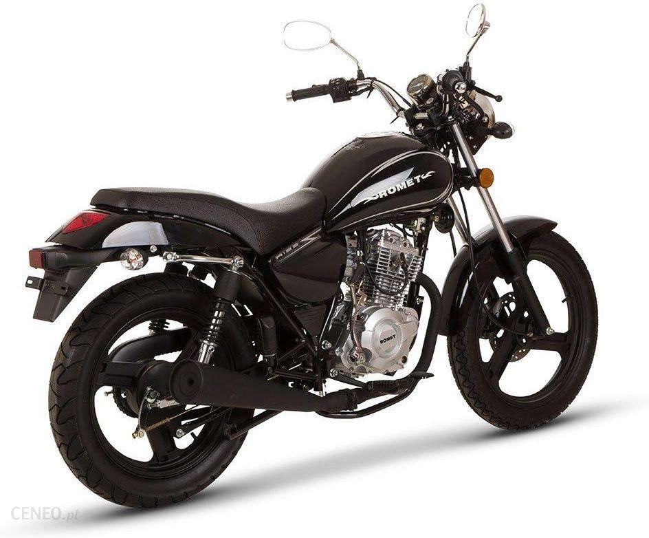 Motocykl Romet Soft 125 Chopper Rybnik 2 Kolory Opinie I Ceny Na Ceneo Pl