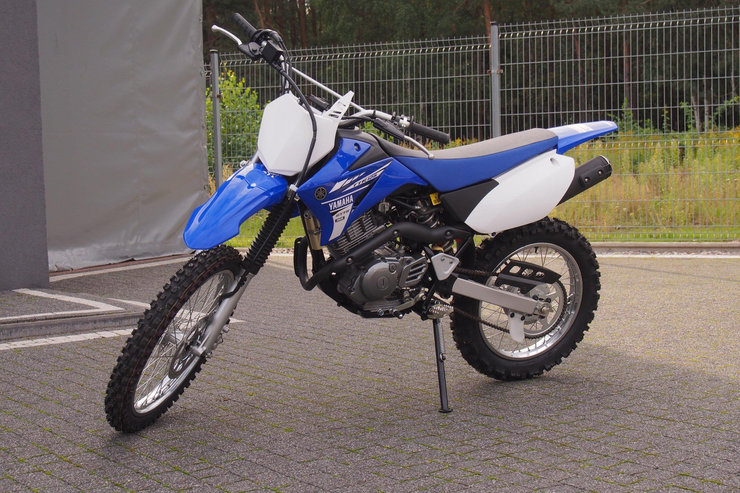 Motocykl Yamaha Ttr 125 Jedyny W Polsce Cross Opinie I Ceny Na Ceneo Pl