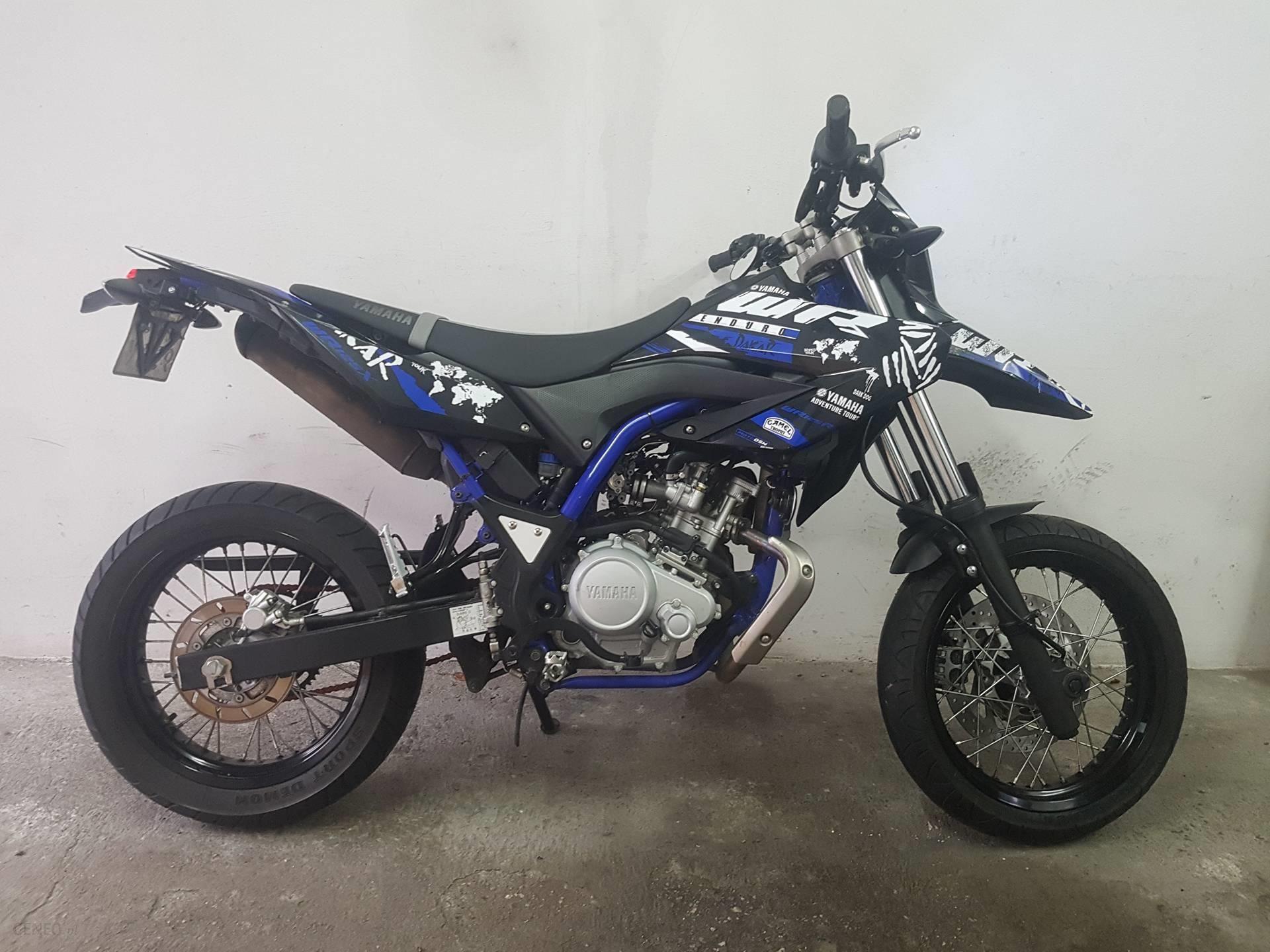 Yamaha Wr 125 X 2009r Opinie I Ceny Na Ceneo Pl