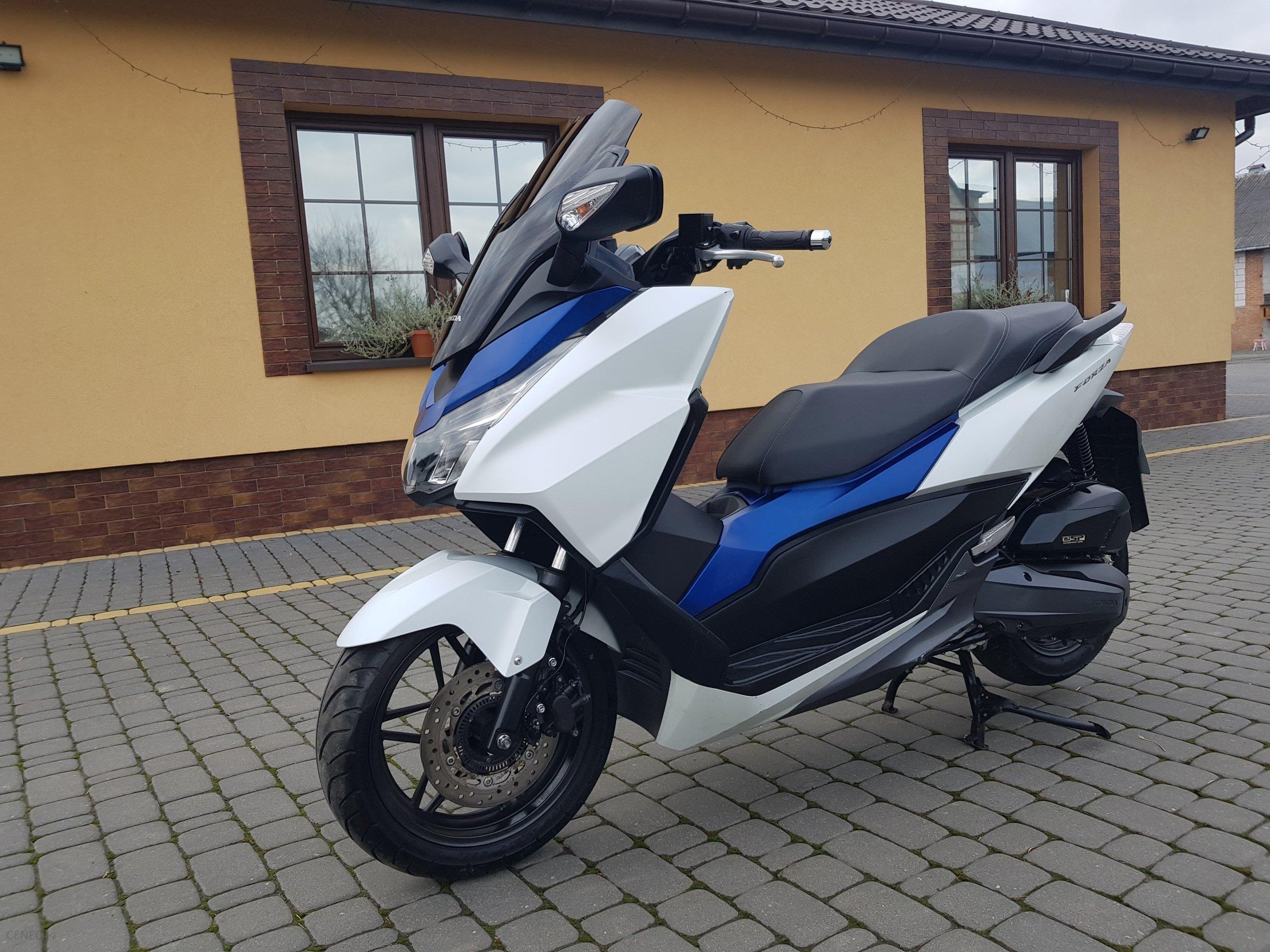 Honda Forza 125 Opinie I Ceny Na Ceneo Pl