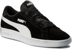Sneakersy PUMA Smash V2 Ribbon Jr 366003 01 Puma BlackPuma White Ceny i opinie Ceneo.pl