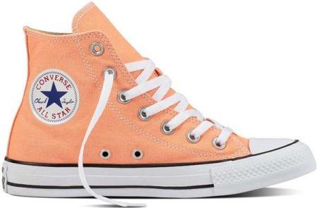 bede57f2a6949 Converse różowe trampki Chuck Taylor All Star Hi Rust Pink/Storm ...