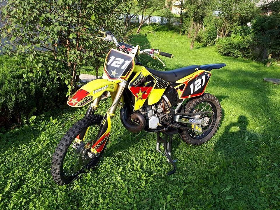 Suzuki Rm 250 Opinie I Ceny Na Ceneo Pl