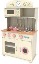 Wooden Toys Drewniana Kuchnia Dla Dzieci Sofia Cream C268