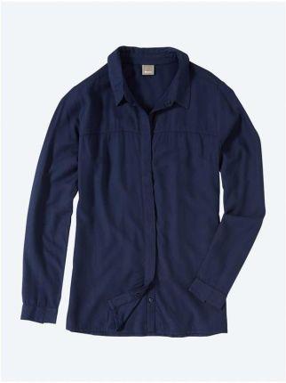 Nife Niebieska Wizytowa Koszula z Krótkim Rękawem Ceny i  7UJ6Y